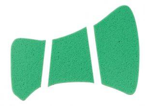 materiał komfortowy przodostopia - podkładki