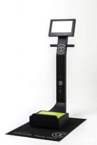 Czujnik SIDAS - odczyt danych na stacji FeetBOX
